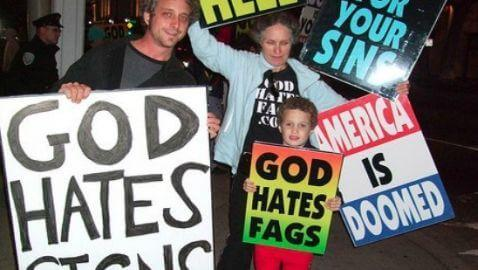 Westboro Baptist Church Plans to Protest Newtown Victims' Funerals