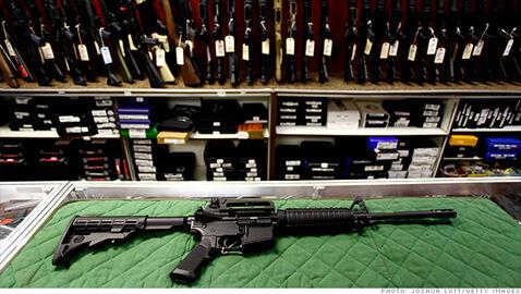 President Obama Unveils Gun Control Proposals