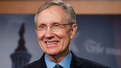 Harry Reid Calls House of Representatives a 'Dictatorship'