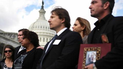 Parent of Sandy Hook Survivor Sends NRA Message