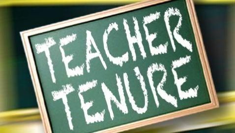 Tenure Review Case for Vineland Teacher is First Under New Law