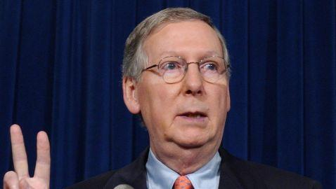 Mitch McConnell's Bluff Called by Harry Reid on Debt Ceiling