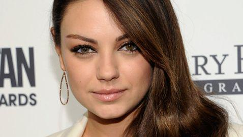 Mila Kunis Target of Racial Slur from Ukrainian Lawmaker