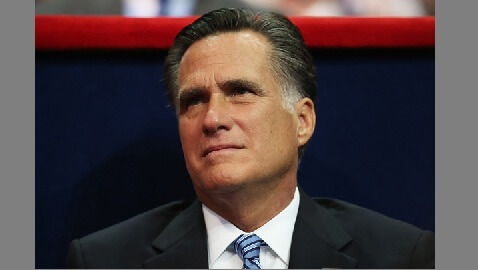 Mitt Romney Conducts First TV Interview Since Election Loss