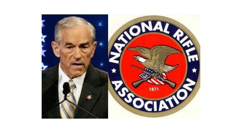 Ron Paul Rejects NRA Plan to Put Armed Officer in Every School