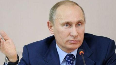 Putin Bans Gay Couples from Adopting Children