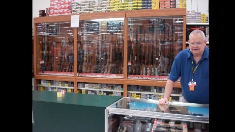 Wal-Mart's Sold Out: Guns Selling like Crazy after Mass-Shootings and Talk of Legislation