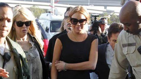 Lindsay Lohan Receives Well Wishes from Judge