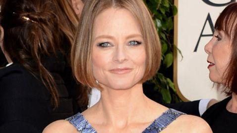 Jodie Foster Comes Out During Golden Globes Acceptance Speech