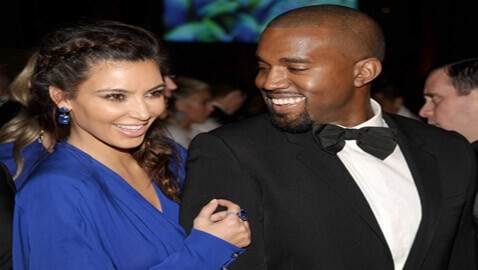 Kanye West and Kim Kardashian Center of Security Breach at JFK