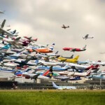 multiple-takeoffs-in-one-shot-hannover-airport