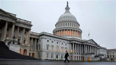 Crisis Averted As Senate Endorses Fiscal Cliff Deal