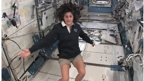VIDEO: Tour of Space Station