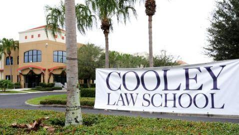 Cooley Law School in Tampa Boasts 'Rolling' Admissions