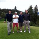 Group of Middle Aged Men Keep up 23 Year Game of Tag