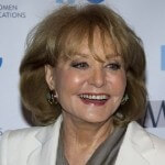 Barbara Walters Falls and is Hospitalized