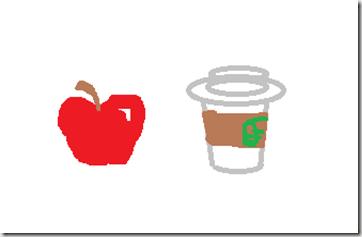 apple coffee