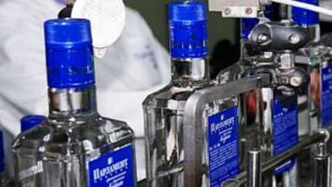 Vodka Maker CEDC May Go Bankrupt