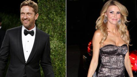 Gerard Butler Admits to Sex with Brandi Glanville