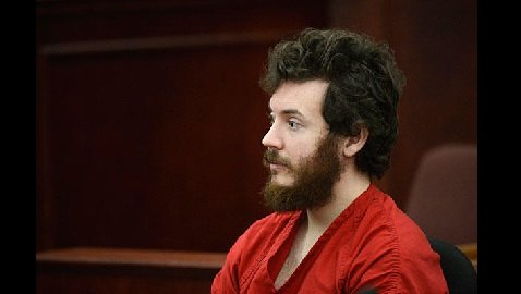 "Judge Enters James Holmes' Plea as ""Not Guilty"""