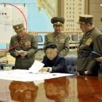 "North Korean Photos Show ""U.S. Mainland Strike Plan"""