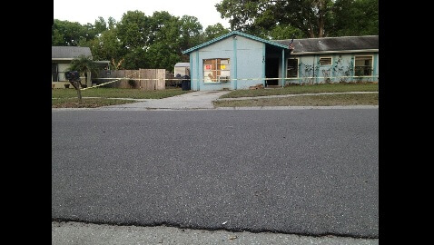 Sink Hole Swallows Florida Man from Out of His Bed