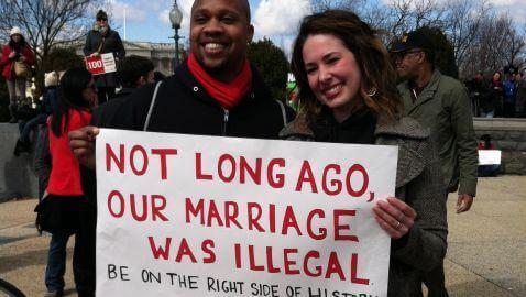 Doubt Cast on Same-Sex Marriage Ban During Supreme Court Oral Arguments