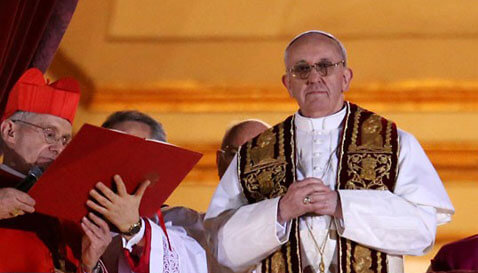 Vatican Gets First Non-European Pope in 1300 Years