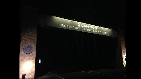 3 Shot Dead by Marine at Quantico Marine Base