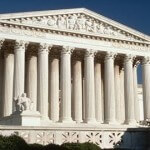 Video Surfaces Online of Supreme Court Hearing