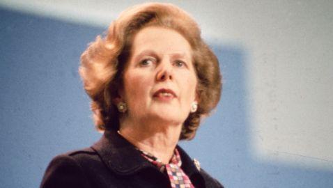 Margaret Thatcher, Former British Prime Minister, Dies at 87