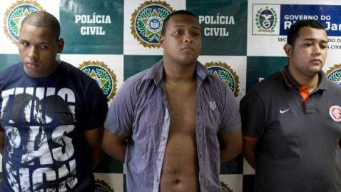 U.S. Woman Raped and French Man Beaten in Rio De Janeiro