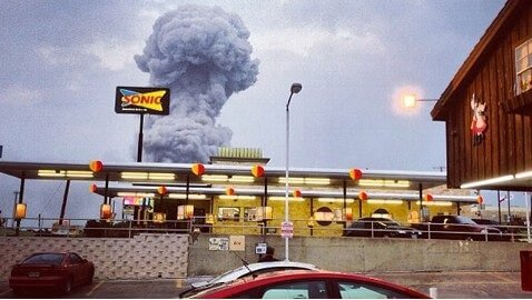 West, Texas Fertilizer Plant Explosion Injures 200