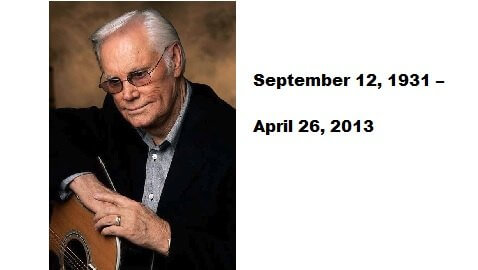 Country Superstar George Jones Dies at 81