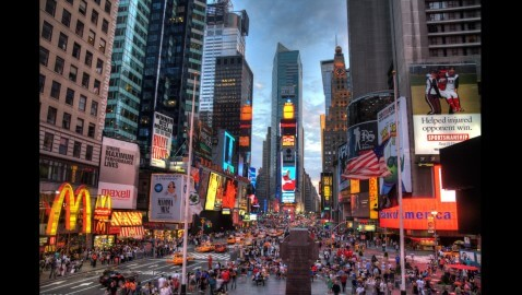 Boston Marathon Bombers Targeted Times Square