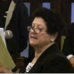 Stella Tremblay, New Hampshire Legislator, Says the Federal Government Bombed Boston