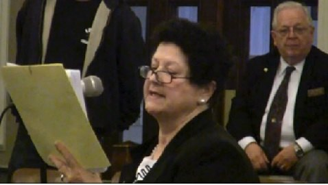 Stella Tremblay, New Hampshire Legislator, Says the Federal Government Bombed Boston