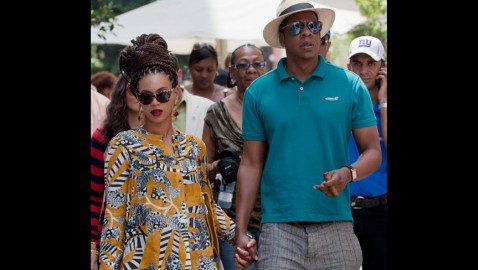 Jay-Z Responds to Political Trouble with Dis Rap