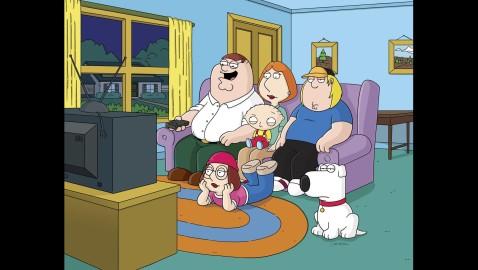 Family Guy Fan Edit Depicts Boston Bombing