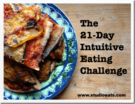 Intuitive Eating Challenge Review