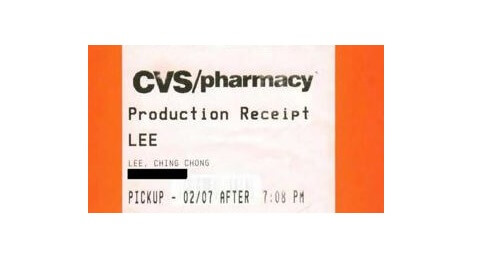 Asian Woman Sued CVS for Receiving Racial Slur on her Photo Receipt