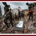 Bangladesh Garment Factory Building Collapses and Kills 433
