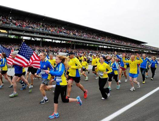 Greatest Spectacle in Racing Witnessed before Commencement of Indy 500