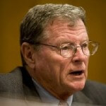 "Senator Jim Inhofe Voted Against Hurricane Relief Fund, but Says the Oklahoma Tornado Tragedy of His Home State is ""Totally Different"""