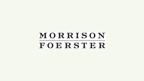 Morrison & Foerster Brings on Lawrence Ceriello as Partner