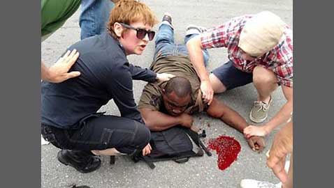 New Orleans Mother's Day Parade Turns into Bloodbath