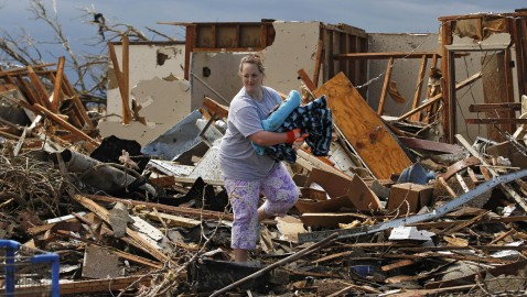 Tornadoes Kill 91 in Oklahoma, Moore Declared a Major Disaster Area