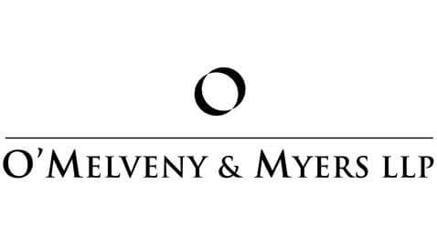 Co-Chairs of Bankruptcy Practice of Cadawalader Join O'Melveny & Meyers