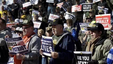 Patriot Coal Workers Threaten Strike