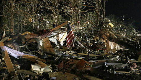 Tornadoes Return to Trounce Midwest